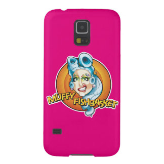 Cas de téléphone de Muffy Fishbasket Coque Galaxy S5