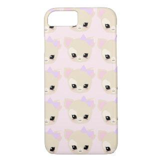 cas de téléphone de Neko-chan de sugarparade Coque iPhone 7