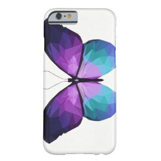 Cas de téléphone de papillon coque iPhone 6 barely there