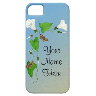 Cas de téléphone de papillon d'écaille de gloire coque iPhone 5