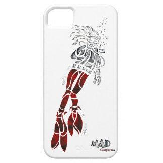 Cas de téléphone de plongée à l'air coques iPhone 5 Case-Mate