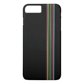 Cas de téléphone de rayure d'AG Coque iPhone 8 Plus/7 Plus