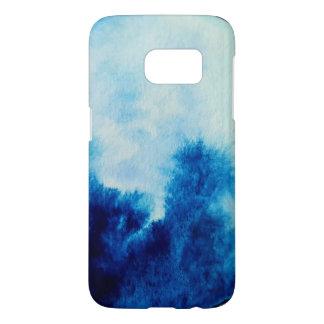Cas de téléphone de Samsung S7 de pleine lune Coque Samsung Galaxy S7