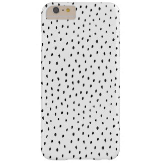 Cas de téléphone de tache de griffonnage coque barely there iPhone 6 plus