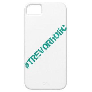 Cas de téléphone de TREVORholic Coque iPhone 5 Case-Mate
