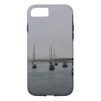 Cas de téléphone de voiliers de baie de Morro Coque iPhone 8/7