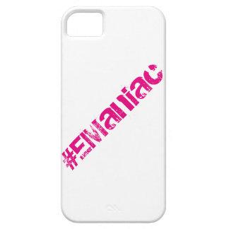 Cas de téléphone d'EManiac iPhone 5 Case