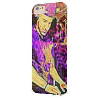 Cas de téléphone d'iphone du DJ Omar Coque Barely There iPhone 6 Plus