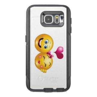 Cas de téléphone portable d'amour