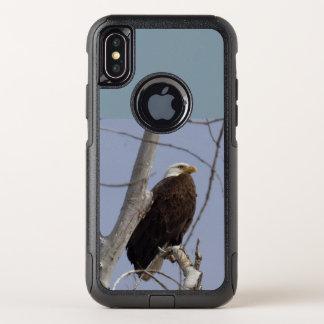Cas de téléphone portable d'Eagle chauve