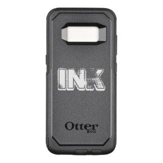 Cas de téléphone portable d'encre coque samsung galaxy s8 par OtterBox commuter