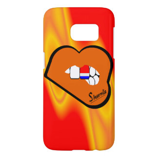 Cas de téléphone portable des lèvres de Sharnia ou Coque Samsung Galaxy S7