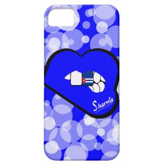Cas de téléphone portable du Cuba des lèvres de Coque iPhone 5 Case-Mate
