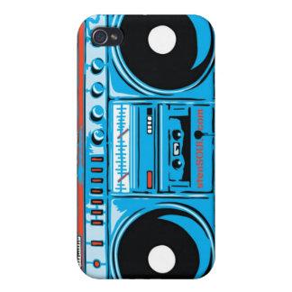 Cas d'EYEPhone 4 de caisson de basses Coque iPhone 4 Et 4S