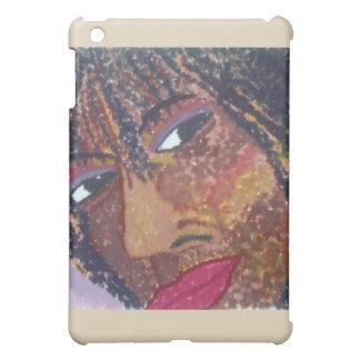 """Cas d'iPad de """"autoportrait"""" mini Coques Pour iPad Mini"""