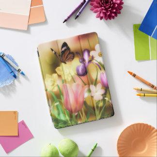 Cas d'iPad de jardin de papillon d'imaginaire pro Protection iPad Pro