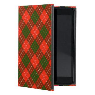 Cas d'iPad de tartan de Crawford mini Étuis iPad Mini