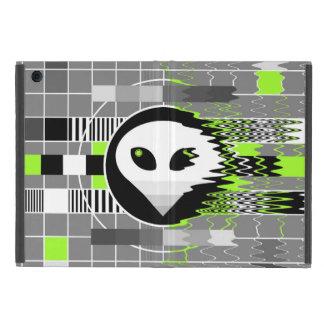 Cas d'iPad d'iCase de l'alien TV Powis mini Étuis iPad Mini