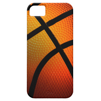 Cas d'Iphone 5 de basket-ball