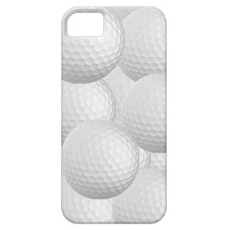 Cas d'Iphone 5 de boule de golf