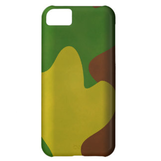 Cas d'Iphone 5 de camouflage