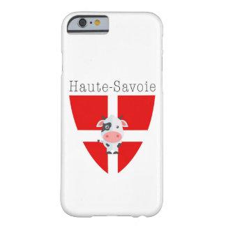 Cas d'IPhone 6/6S de vache à la Haute-Savoie Coque Barely There iPhone 6