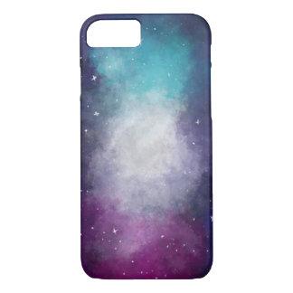 Cas d'IPhone 7 de galaxie Coque iPhone 7