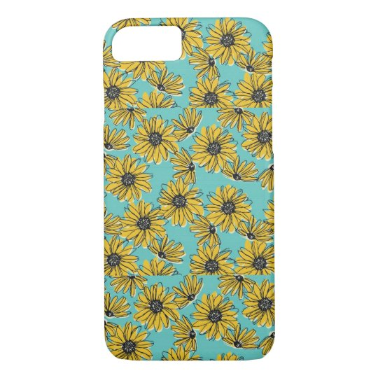 Cas d'Iphone 7 de marguerite Coque iPhone 7