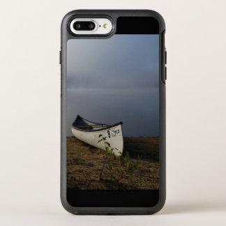 Cas d'Otterbox de canoë Coque OtterBox Symmetry iPhone 8 Plus/7 Plus