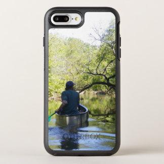 Cas d'Otterbox de canoë Coque Otterbox Symmetry Pour iPhone 7 Plus