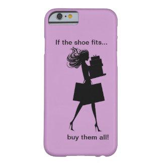 Cas drôle de l'iPhone 6 de dames
