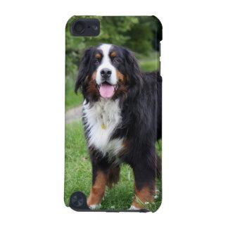 Cas du contact 4G d'iPod de chien de montagne de B