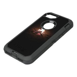 Cas du feu coque otterbox defender pour iPhone 7