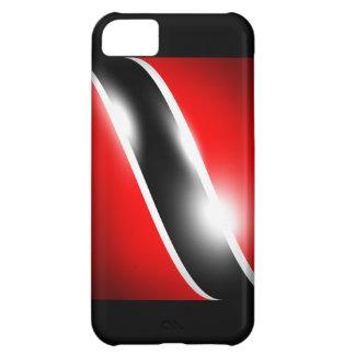 Cas du Trinidad et du Tobago Iphone 5 Coque iPhone 5C
