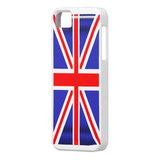 Cas d'Union Jack Iphone 5