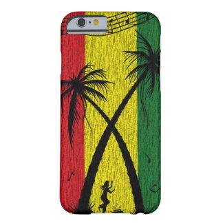 Cas dur de l'iPhone 6 de cas de reggae