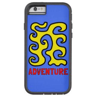 """Cas dur de téléphone de Xtreme de """"aventure"""" Coque iPhone 6 Tough Xtreme"""