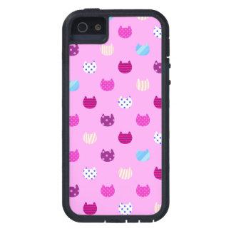 Cas dur Girly mignon de Kitty Xtreme Étui iPhone 5
