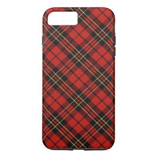 Cas dur plus de l'iPhone 7 rouges classiques de Coque iPhone 7 Plus