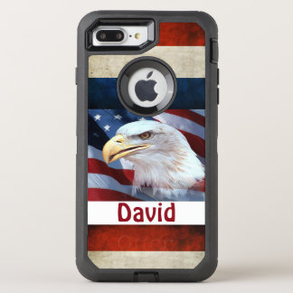 Cas/Eagle de l'iPhone 6/6s de défenseur d'OtterBox Coque Otterbox Defender Pour iPhone 7 Plus