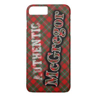 Cas écossais authentique de conception de tartan coque iPhone 8 plus/7 plus