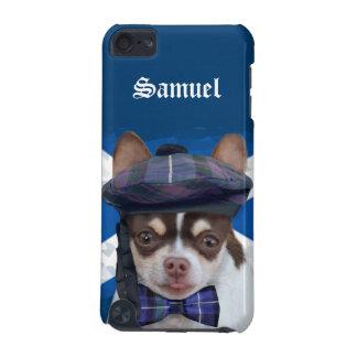 Cas écossais de contact d'iPod de chien de chiwawa Coque iPod Touch 5G