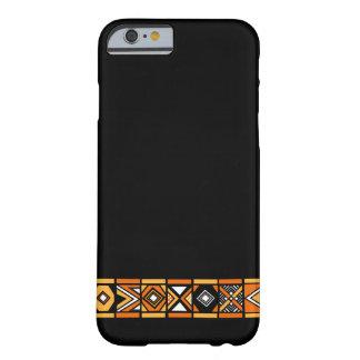 Cas élégant de l'iPhone 6 de motif d'art d'Africai