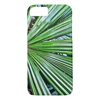 Cas en feuille de palmier de l'iPhone 7 Coque iPhone 7