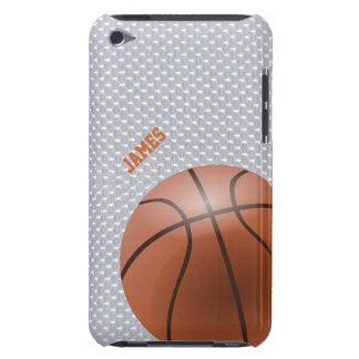 Cas fait sur commande de contact d'iPod de basket- Étui Barely There iPod