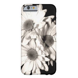 Cas fait sur commande de l'iPhone 6 de marguerites Coque iPhone 6 Barely There
