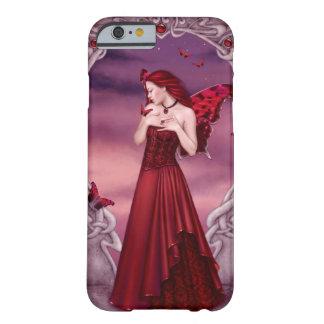 Cas féerique de l'iPhone 6 de pierre porte-bonheur Coque Barely There iPhone 6