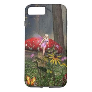 Cas féerique de l'iPhone 7 de forêt Coque iPhone 8 Plus/7 Plus