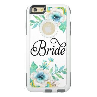 Cas floral vintage de l'iPhone 6/6s d'Otterbox de Coque OtterBox iPhone 6 Et 6s Plus