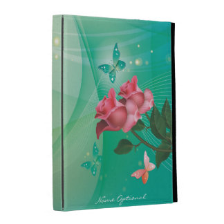 Cas folio d'iPad de l'art abstrait 39 Coques iPad Folio